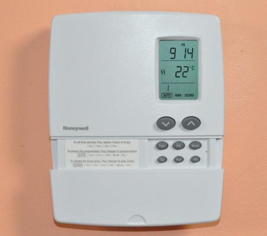 Программируемый термостат - 1