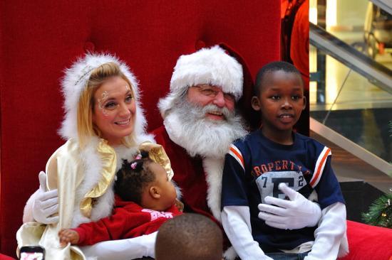 Санта Клаус в Монреале