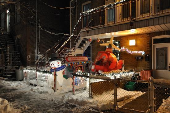 Первый снег в Монреале 20111123 - 1