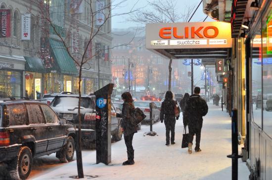 Rue Sainte-Catherine, Montreal - 13