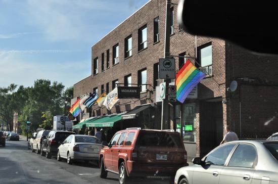 Rue Sainte-Catherine, Montreal - 41