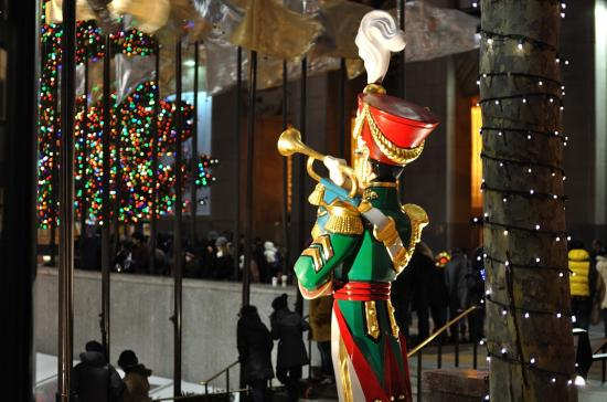 Rockefeller Plaza Dec 31, 2010