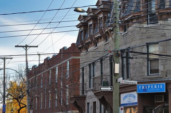 Montreal, Pointe Saint Charles