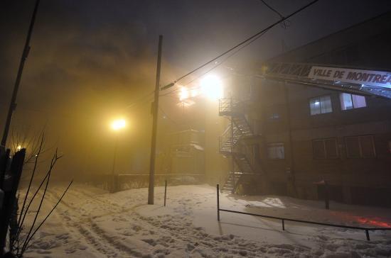 Электричество в канадском доме и пожар - 3