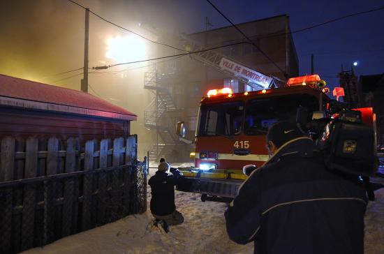 Электричество в канадском доме и пожар - 5