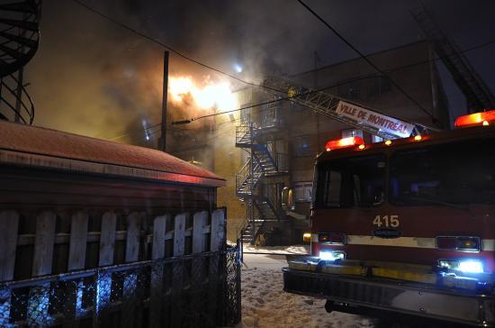 Электричество в канадском доме и пожар - 6