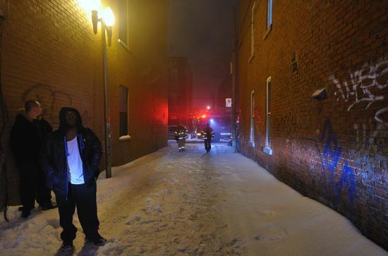 Электричество в канадском доме и пожар - 7