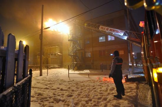 Электричество в канадском доме и пожар - 8