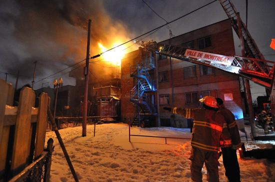 Электричество в канадском доме и пожар - 9