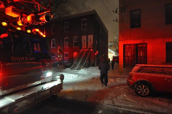 Электричество в канадском доме и пожар - 11