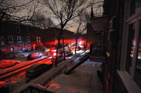 Электричество в канадском доме и пожар - 12