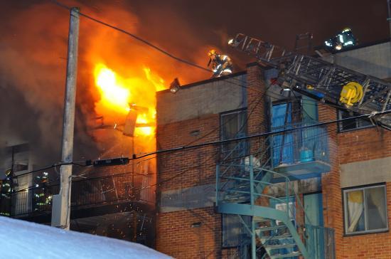 Электричество в канадском доме и пожар - 13