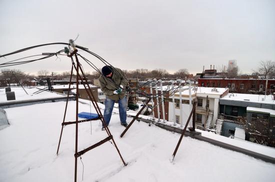 Провода на крыше 20120227 - 1