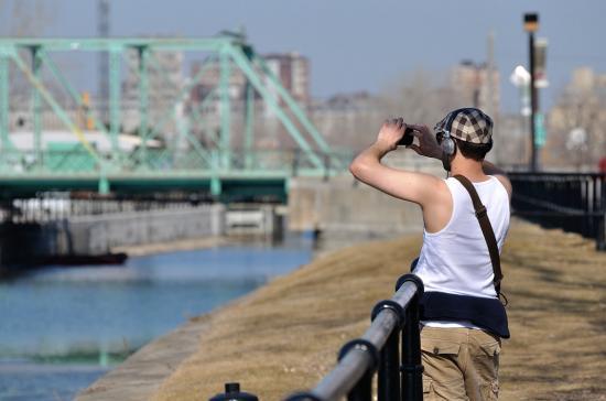 Канал Лашинб 20 марта 2012б Монреаль - 3
