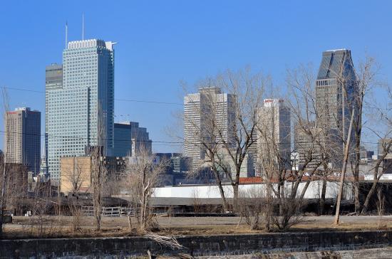Канал Лашинб 20 марта 2012б Монреаль - 5