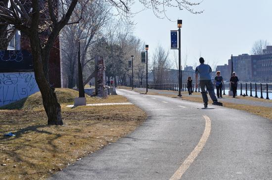 Канал Лашинб 20 марта 2012б Монреаль - 8