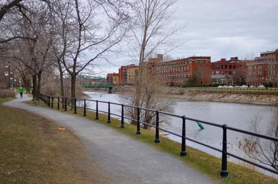 Montreal, canal Lachine 20120408 - 3