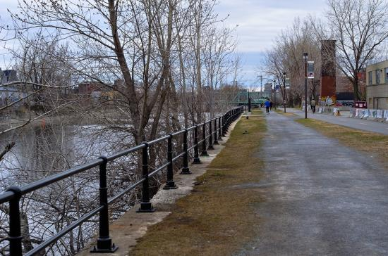Montreal, canal Lachine 20120408 - 9