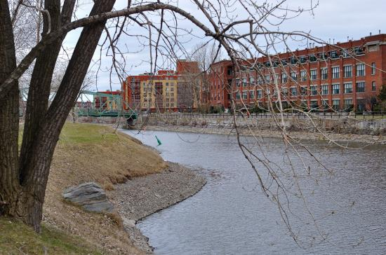 Montreal, canal Lachine 20120408 - 11
