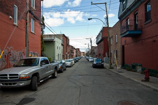Монреаль, St-Henri 2011-09-16