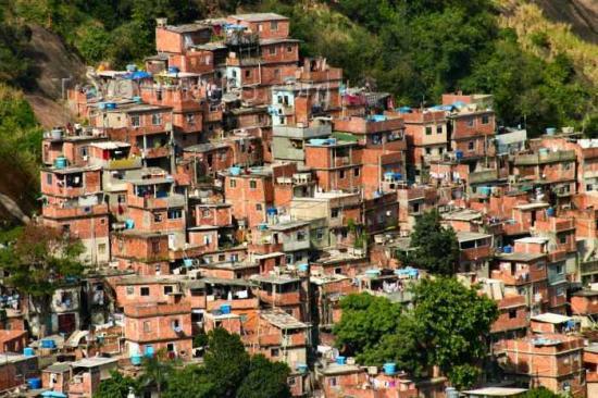 Фавелы в Бразилии - 1