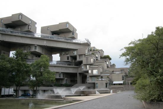 Habitat 67 (Montreal, Canada) - 4