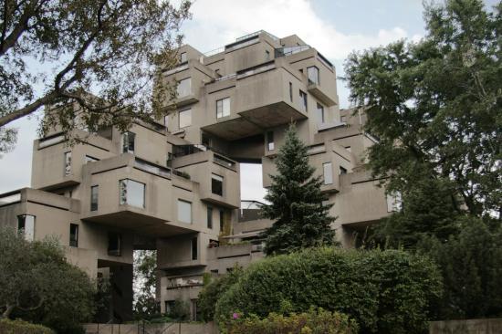 Habitat 67 (Montreal, Canada) - 5
