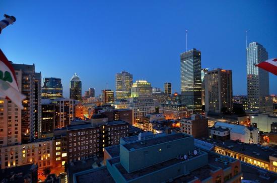 Montréal, La Terrasse Magnétic - 5