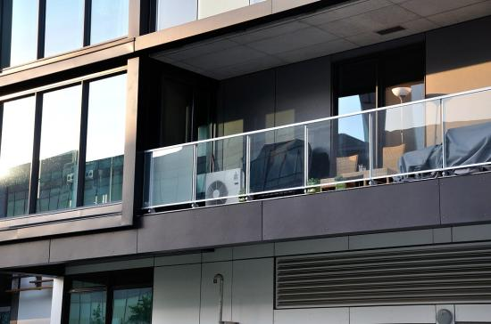 Лето, жара, кондиционер в Монреале 2012 - 1