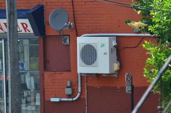 Лето, жара, кондиционер в Монреале 2012 - 10