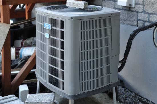 Лето, жара, кондиционер в Монреале 2012 - 12