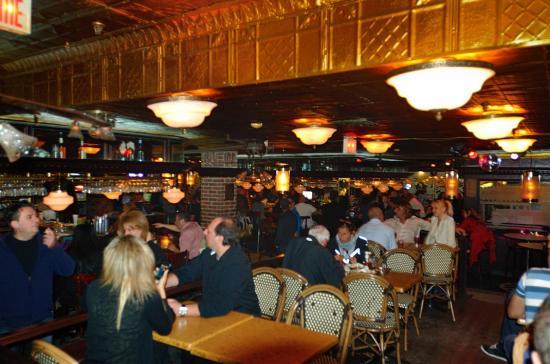 Last day - Thursday's Bar on Crescent, Hotel De La Montagne, La Terrasse Magnetic - 6
