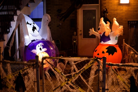 Montreal, Halloween 2012-10-16