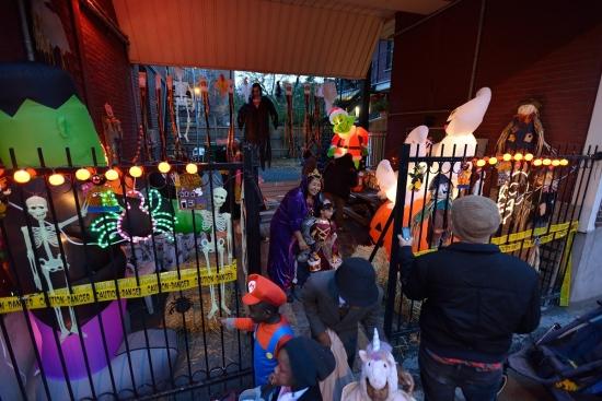 Halloween, Montreal - Pointe Saint-Charles 2012 - 2