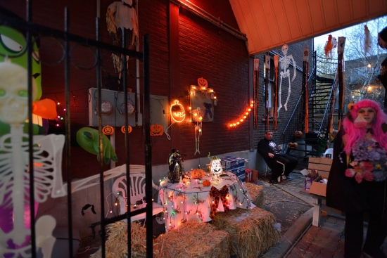 Halloween, Montreal - Pointe Saint-Charles 2012 - 3
