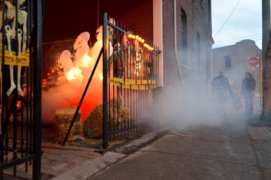 Halloween, Montreal - Pointe Saint-Charles 2012 - 5