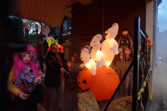 Halloween, Montreal - Pointe Saint-Charles 2012 - 6
