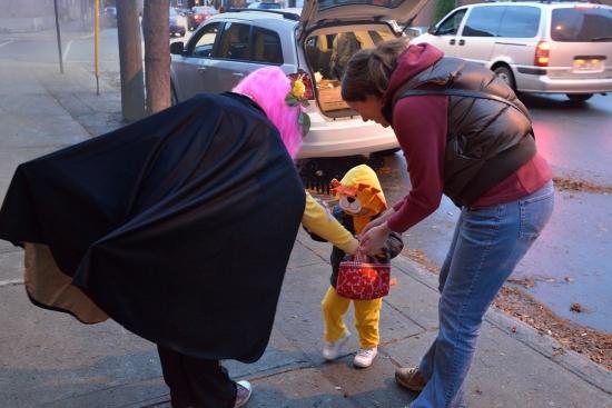 Halloween, Montreal - Pointe Saint-Charles 2012 - 7