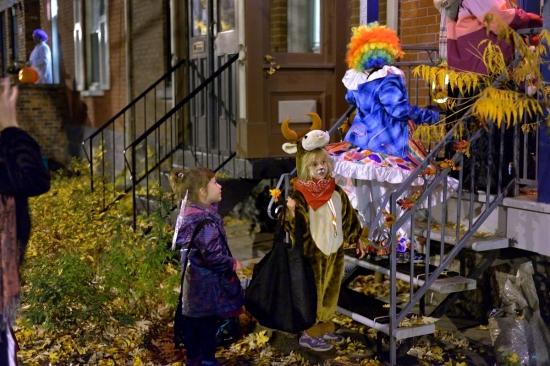 Halloween, Montreal - Pointe Saint-Charles 2012 - 12