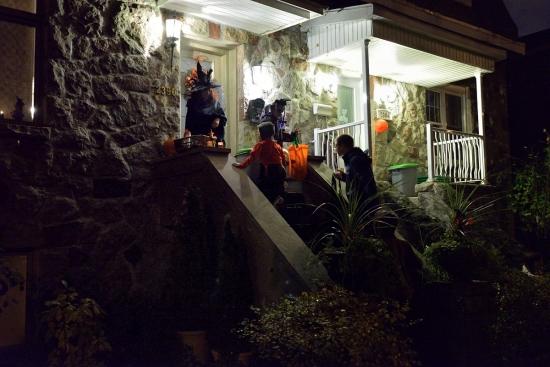 Halloween, Montreal - Pointe Saint-Charles 2012 - 14
