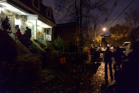 Halloween, Montreal - Pointe Saint-Charles 2012 - 15