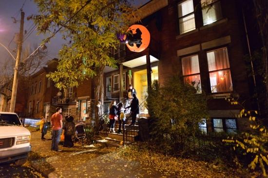 Halloween, Montreal - Pointe Saint-Charles 2012 - 16
