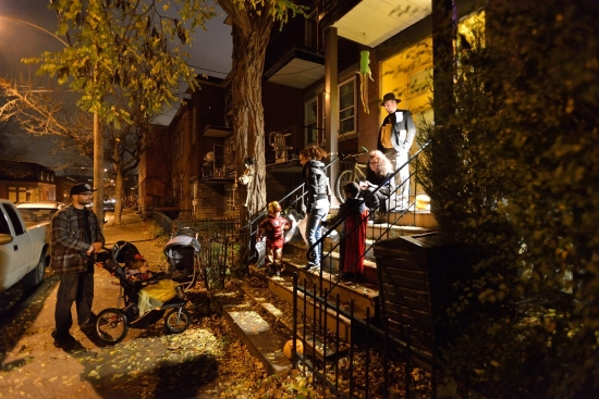 Halloween, Montreal - Pointe Saint-Charles 2012 - 18