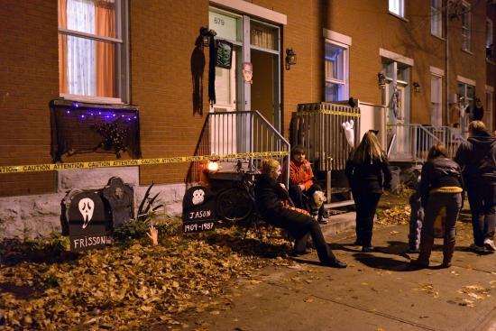 Halloween, Montreal - Pointe Saint-Charles 2012 - 21