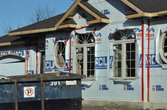 Каркасное строительство в Канаде - 3    [Delete image]