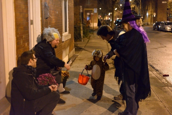 Halloween, Montreal - Pointe Saint-Charles 2012 - 25
