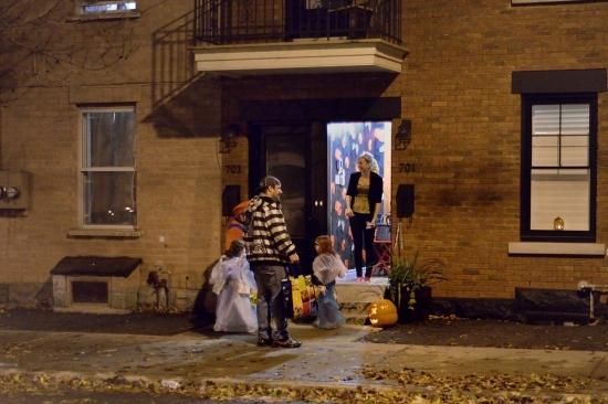 Halloween, Montreal - Pointe Saint-Charles 2012 - 26