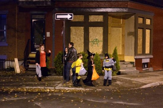Halloween, Montreal - Pointe Saint-Charles 2012 - 28
