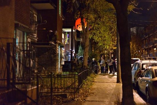 Halloween, Montreal - Pointe Saint-Charles 2012 - 29