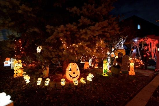 Halloween, Montreal - Pointe Saint-Charles 2012 - 30